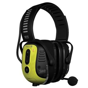 Sensear Sm1 Two way Radio Headset W noise Canceling