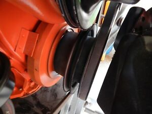 Mopar Pully For Hemi Crate Motor With Federal Power Steering Pump