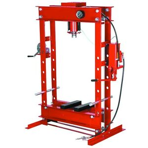 Brand New 50 Ton Hydraulic Heavy Duty Floor Shop Press