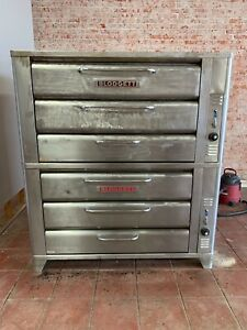 Blodgett 981 s Four Deck Pizza Oven So Cal