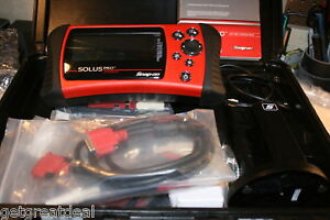Snap On Solus Pro Kit Asian Domestic 10 4 Scan Tool
