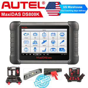 Ds808k Auto Scan Tool Key Programming Diagnostic Code Reader Abs Sas Srs Epb