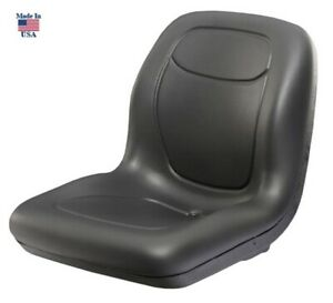 Lawn Garden Mower Seat Black For Ariens Zero Turn Lawn Mower 51521700 04278000