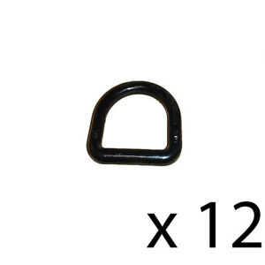 12 Weld On 5 8 D Ring For Truck Trailer Cargo Haulers Atv Carriers