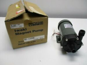Iwaki Md 100rm Magnet Pump New In Box