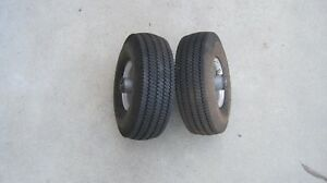 Magliner Oem Tire Wheel 4 Ply 2 Pcs