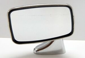 Classic Mini Door Mirror Chrome Left Hand 1970 80 Sku Gam216a
