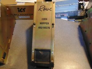 Rowe Coin Hopper 602 50276 For Bill Changer Used And Works Fine
