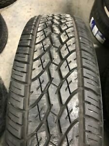 New Tire 255 70 18 Yokohama Geolander Hts All Season Old Stock A2