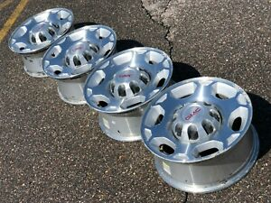 17 Chevrolet Silverado Oem Factory Stock Wheels Rims Sierra Gmc 2500 Hd 8x165