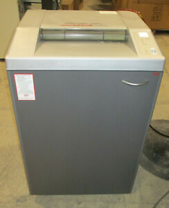 Sem 5140 C 4 High Security Paper Shredder Automatic Oiler Level P 7