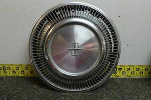 Oem Ford 15 Hub Cap Wheel Cover D5vy 1130 K 1974 79 Lincoln Town Car 1131