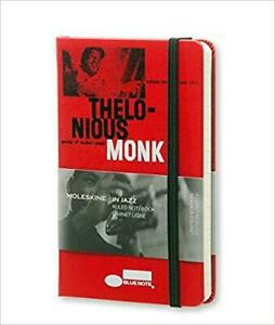 Moleskine Blue Note Limited Edition Notes Pocket Border Red