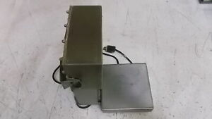 Weigh tronix Qc 3265 Scale Used