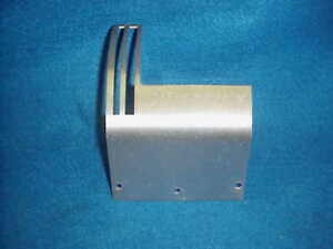 Hurst Lightning Rod Shifter Aluminum Cover Olds 442 3 Speed