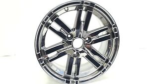 Genuine Borbet Smart Fortwo Factory 15x6 5 Rear Chrome Alloy Wheel A4514012802