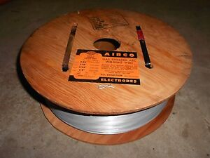 Airco Aluminum 1 16 10 Lb Gas Shielded Arc Welding Wire Spool nos
