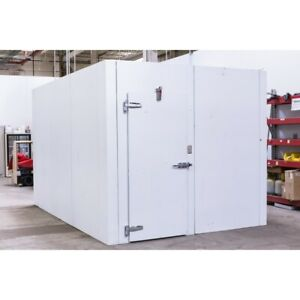 Used Src Refrigeration 8 X 13 Indoor Walk in Cooler