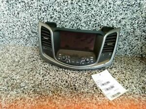 Audio video Equipment Radio amplifier receiver 2014 Caprice Sku 2430316