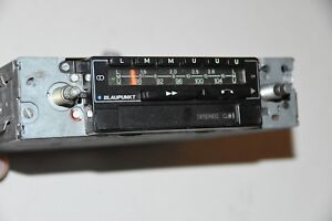 Vintage Blaupunkt Marburg Cr Car Stereo Radio Cassette Made In Germany Old