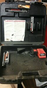 Used Ramset Tf1100 Gas Actuated Automatic Fastening Trakfast Tool Kit new699usd