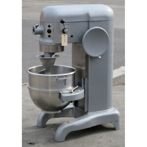 Hobart 80 Quart L800 Mixer Used Great Condition