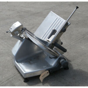 Hobart 2612 Meat Slicer Used Great Condition