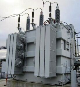 Mcgraw edison Substation Transformer With Load Tap Changing