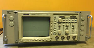 Tektronix Tds460a opt 1m 05 2f 400 Mhz 4 Ch Digitizing Oscilloscope For Parts