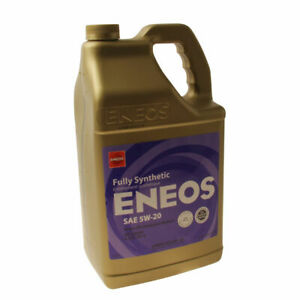 Eneos Fully Synthetic Engine Oil 5w 20 3241 320 5 Quart