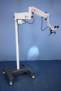 Jedmed V series Dental Audiology Ent Surgical Microscope With Warranty