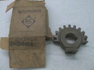 Allis Chalmers Wc Steering Gear Part No 203464