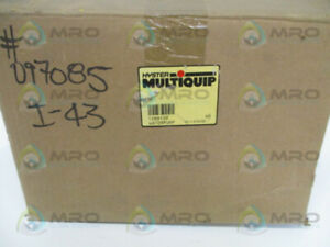Hyster Multiquip 1389100 Water Pump new In Box