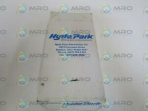 Hyde Park Ultrasonic Dual Level Sensor Sm952a 800000 new In Box