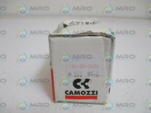 Camozzi M008 rs16 Control Valve Regulator New In Box