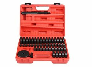 Bushing Driver Set Removal Tool Kit 50 Piece Seal Drive Complete Discs Shankly