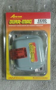 Autotune Duramag Voltage Regulator Ford Mustang 1965 1966 Made In Usa E830d