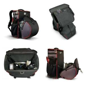 Extreme Gear Pack Helmet Catch Utility Bag Pouch Backpack Compartment Travel