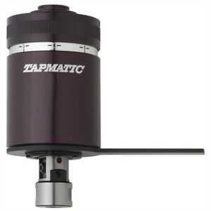Tapmatic 50x 6 1 2 33jt x Series Torque Control Self reverse Tapping Head