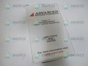 Amc B30a8 Brushless Servo Amplifier 20 80vdc new In Box