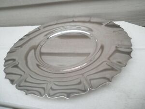 International Silver Company Early American Pattern Charger Plate 11