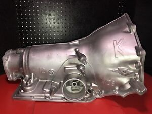 1987 1991 Gm Chevy 700r4 Transmission Case K Auxilary Type 8663548 Hd 4x4