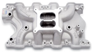 Edelbrock 7183 Performer Rpm Intake Manifold Fits Ford 351 Street Use
