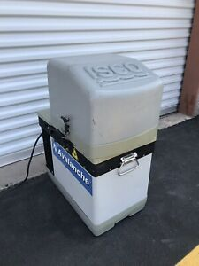 Isco Avalanche Ac Refrigerated Transportable Water Sampler free Us Shipping