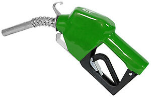 Tuthill Corp Automatic Diesel Nozzle Green 3 4 in N075dau10