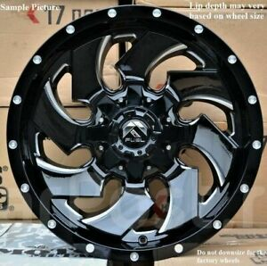 4 New 20 Wheels Rims For Ford F 250 2015 2016 2017 2018 Super Duty 3955