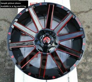 4 New 20 Wheels Rims For Ford F 350 2015 2016 2017 2018 Super Duty 3960