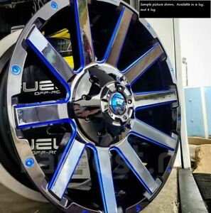 4 New 20 Wheels Rims For Ford F 250 2005 2006 2007 2008 2009 Super Duty 3961