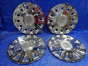 Set Of 4 New 2003 2011 Mercury Grand Marquis 16 Hubcaps Wheel Covers