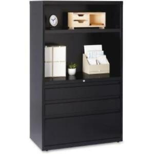 Lorell 36 Lateral File Drawer Combo Unit llr 66205 llr66205